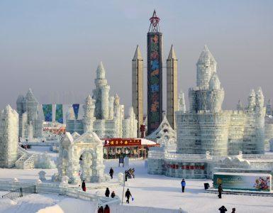 Harbin, China's Breathtaking Annual Ice Festival