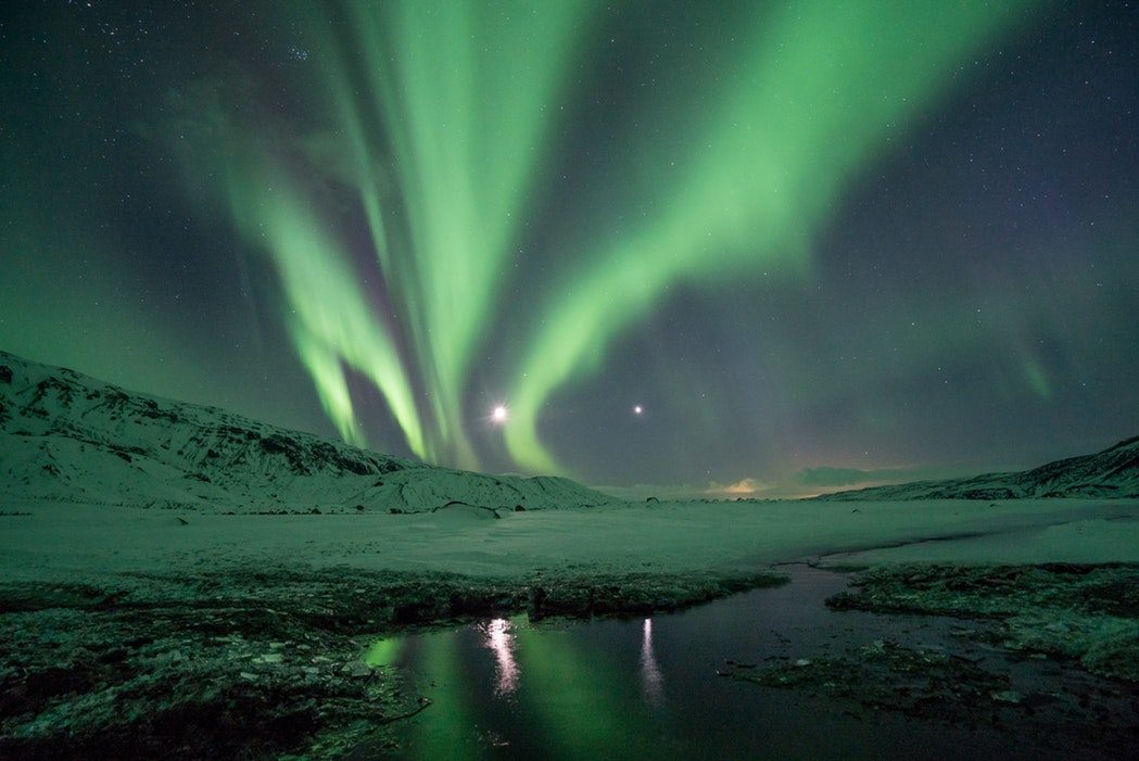 Iceland - most romantic destinations on earth