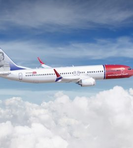 Norwegian Air Agent Incentive