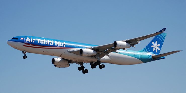 Air Tahiti Nui Centrav Partners