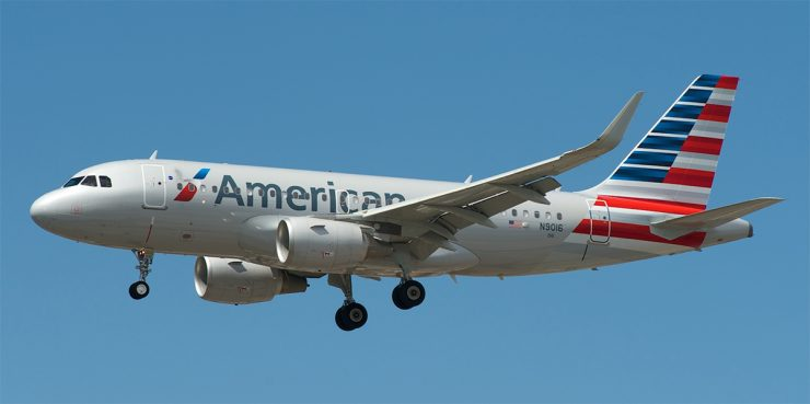 American Airlines Centrav Airline Partners