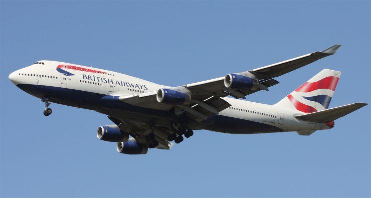 British Airways Centrav Partners