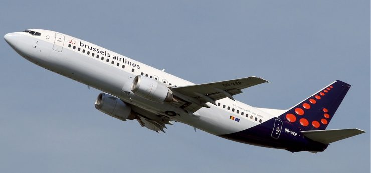 Brussels Airlines Centrav Partners