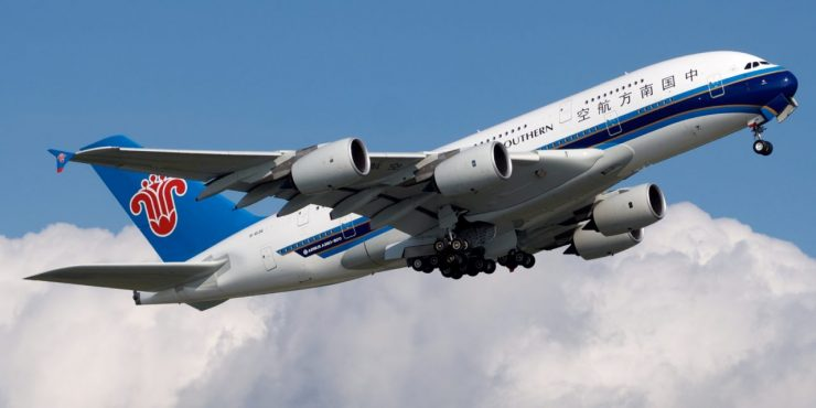 China Southern Airlines Centrav Partners