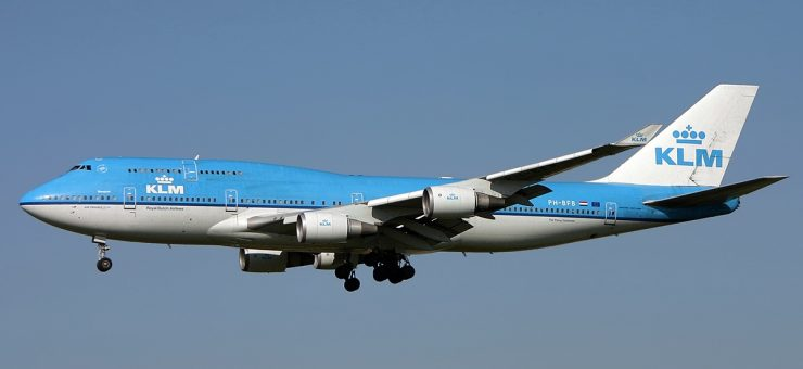 KLM Airlines Centrav Partners