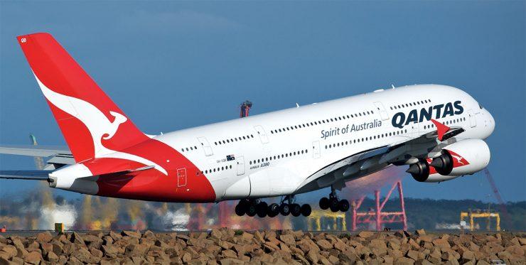 Qantas Airways Centrav Partners