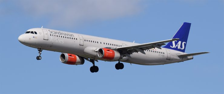 Scandinavian Airlines Centrav Partners