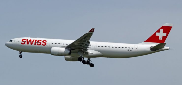 Swiss Airlines Centrav Partners