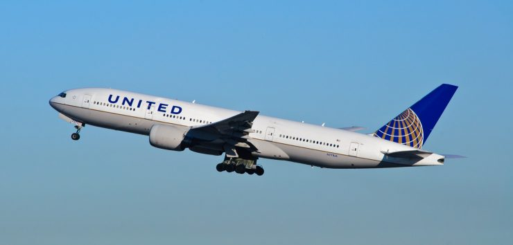 United Airlines Centrav Partners
