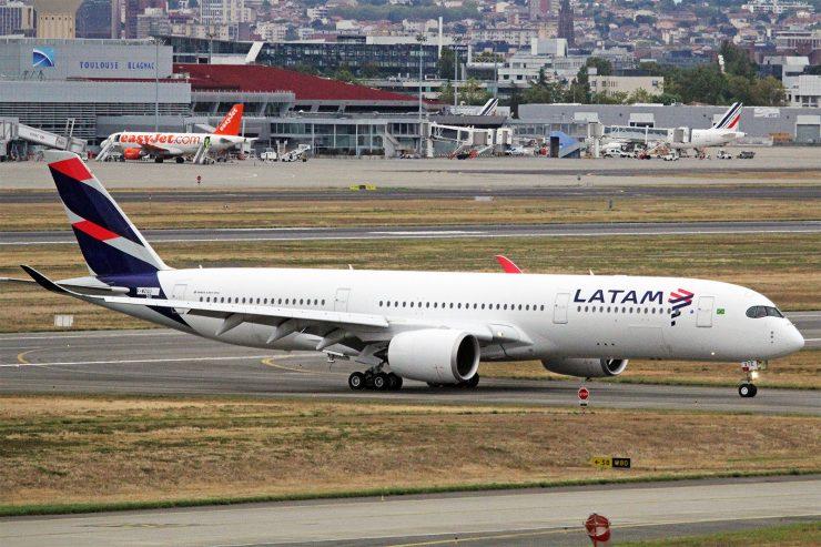 LATAM Airlines Centrav Partners