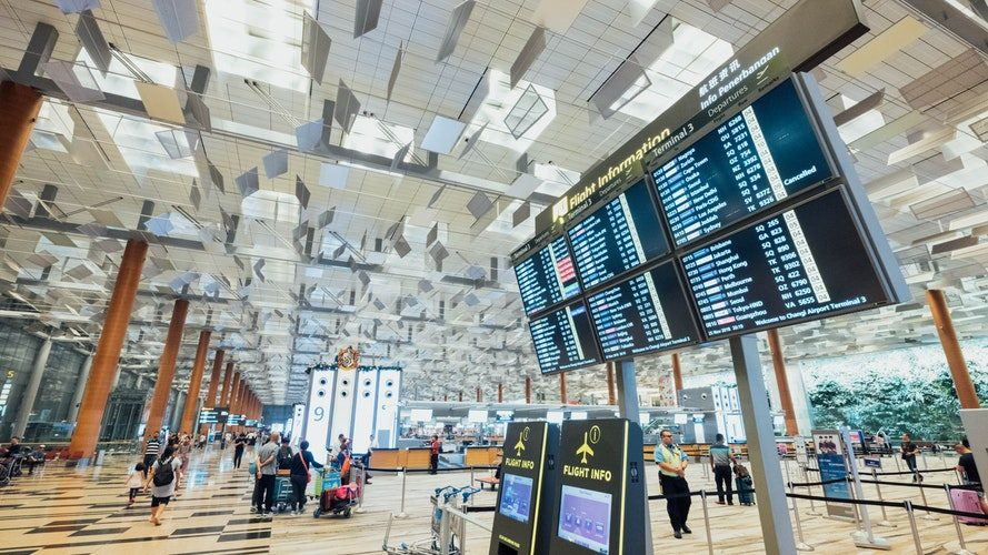 What causes airline schedule changes?