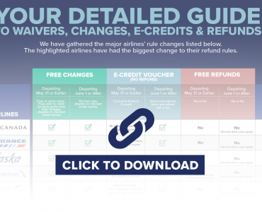 Your Detailed Guide to Waivers, Changes, E-credits & Refunds