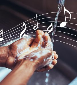 """Wash Your Hands: Sing These 20-Second Choruses Instead of """"Happy Birthday"""""""