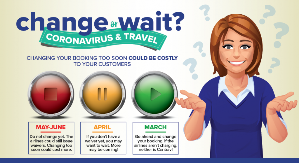 How Can the Travel Advisor Look Great During the Coronavirus Season?