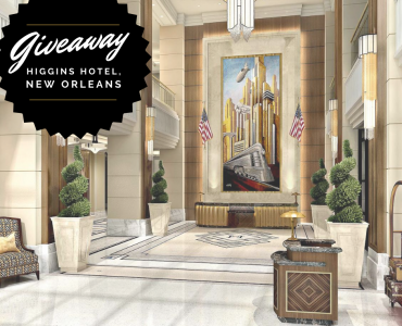 Win a free stay at Higgins Hotel, New Orleans