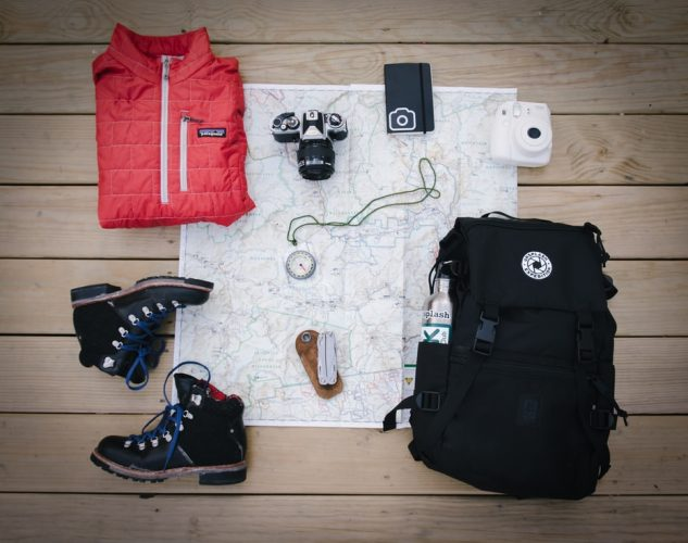 Pack Light When You Travel