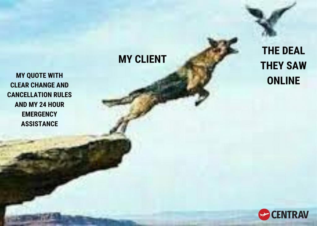 Travel Agent Memes