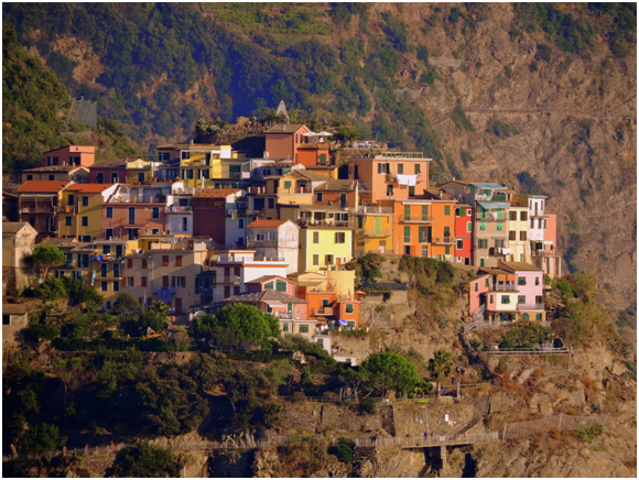 You Haven't Had Your Wanderlust Fill Until You Visit Cinque Terra, Italy